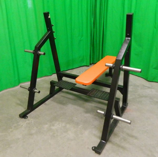 Olympic Flat Bench Press A1