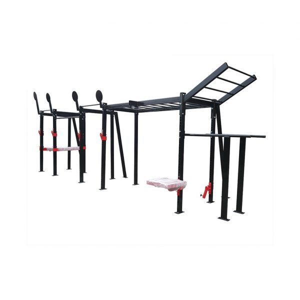 T5X Free Standing Crossfit Rig