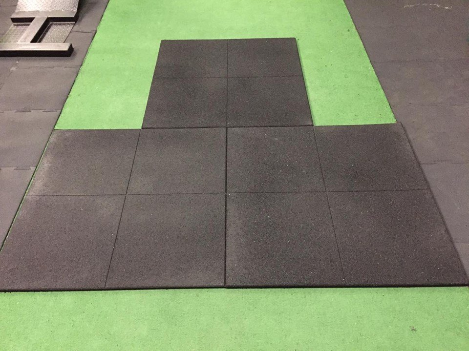 CGE-101 Rubber Mats