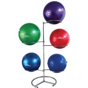 Gym Ball Rack