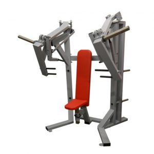 A6XXP Seated Chest/Shoulder Press Machine