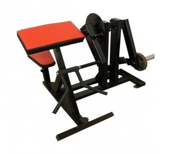 F3 Preacher Curl Machine