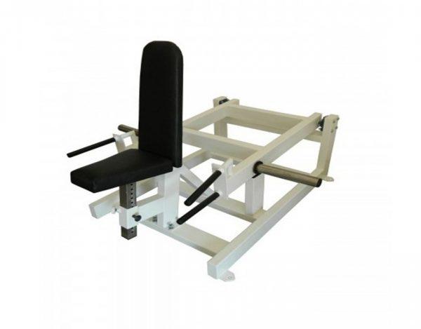 G2 Seated Shrug Machine