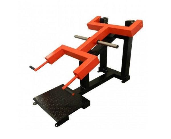 G3 Standing Shrug Machine