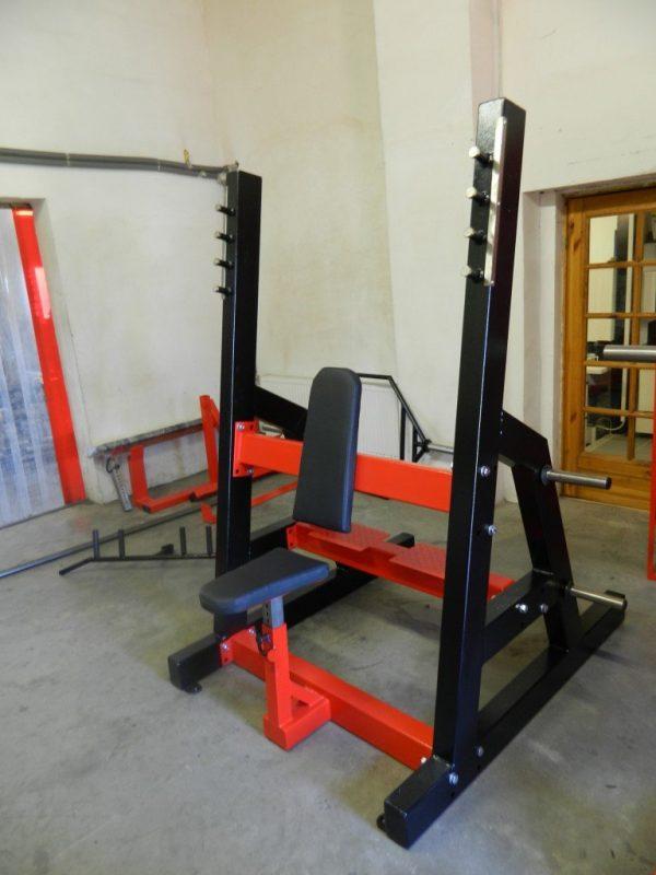 N1 Shoulder Press Bench
