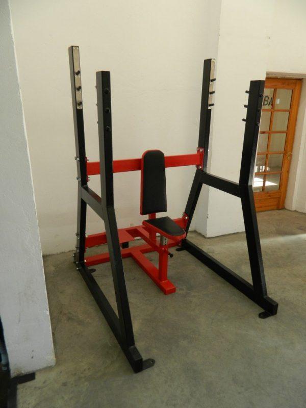 N2 Shoulder Press Bench
