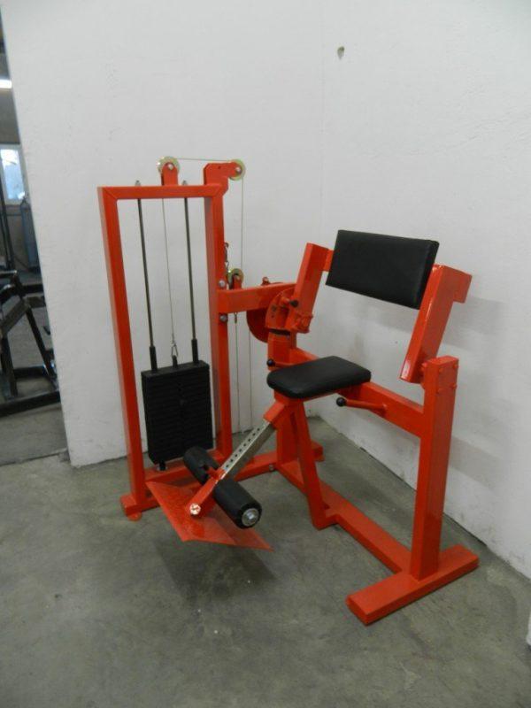 E2 Ab Crunch Machine