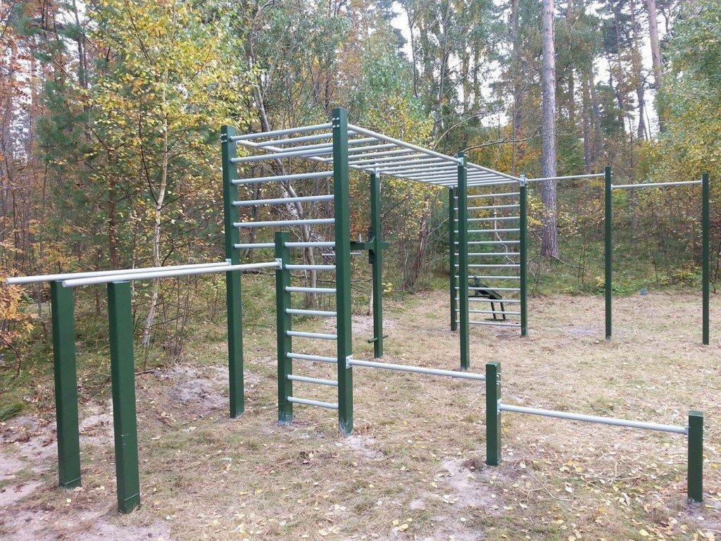 U1 Outdoor Fitness Station