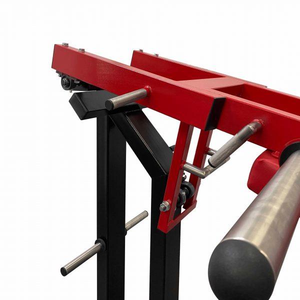 Leverage-Squat-Machine