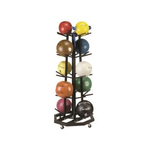 4 Sided Medicine Ball Rack