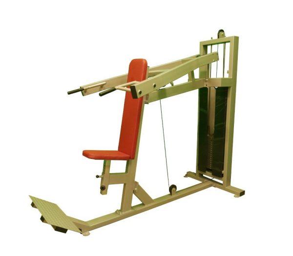 P1X Shoulder Press Machine