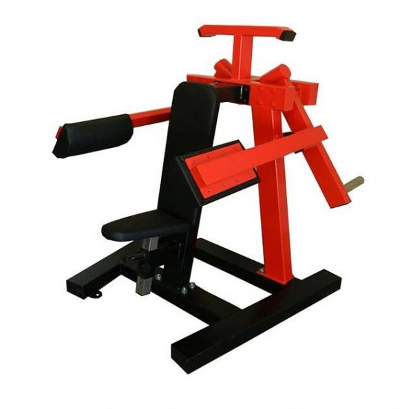 Seated Lateral Raise Machine P4