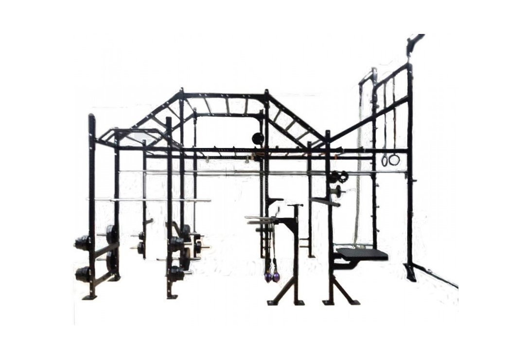 T4 Multifunctional Crossfit Station