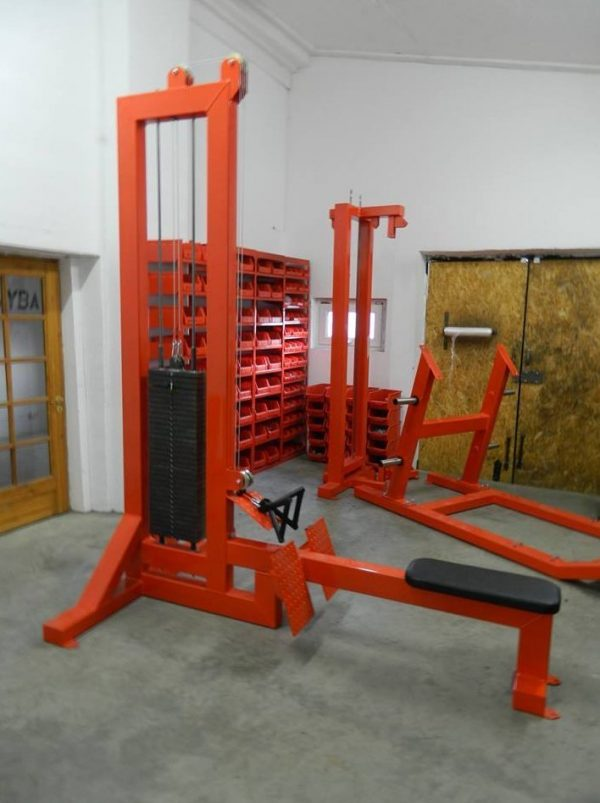 cable-seated-row-machine
