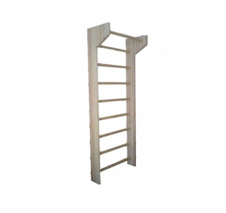 """Z13 Steel """"Swedish"""" Ladder (Wall Mount)"""