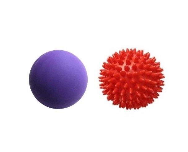 Lacrosse Ball & Spiky Ball