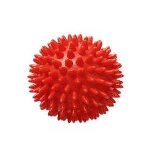 Spiky Massage Ball 7cm Red