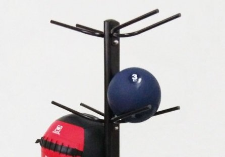 commercial-medicine-ball-rack