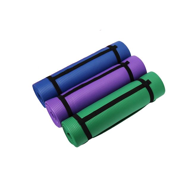 NBR Blue Green Purple Mats