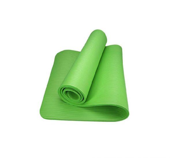 NBR Exercise Mat Green