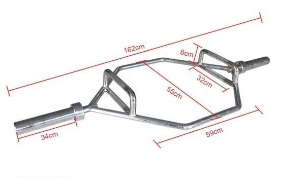 Hex-bar-25kg