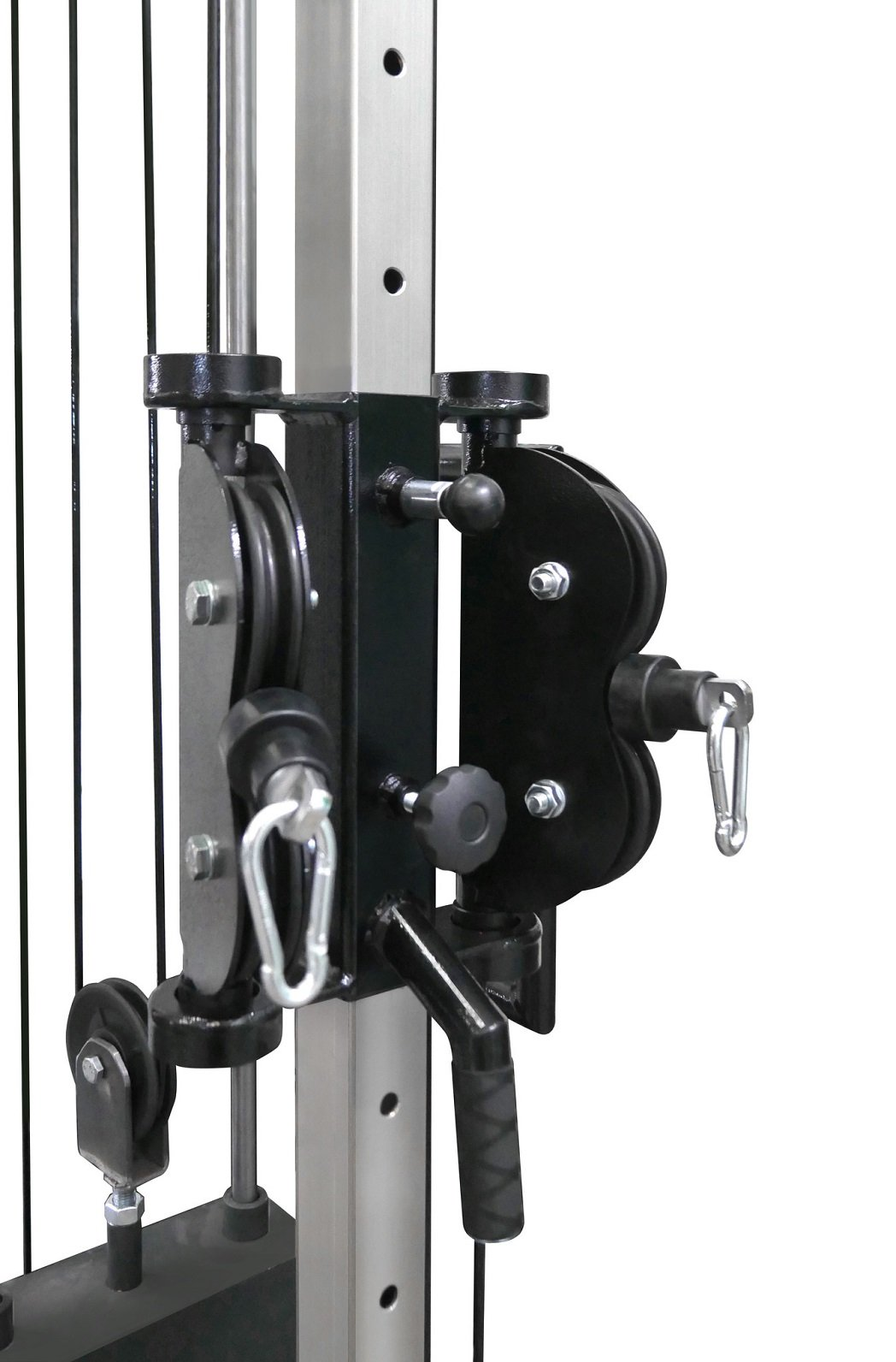 C2XX Adjustable Dual Cable Pulley Station