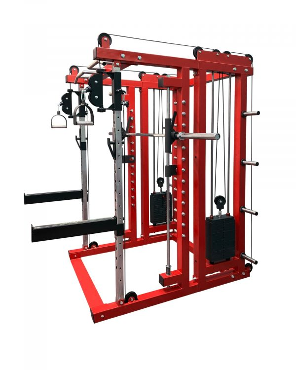 Complete-home-gym-Power-Rack-B11