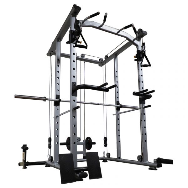complete-gym-multifunctional-power-rack-cable-cross-over