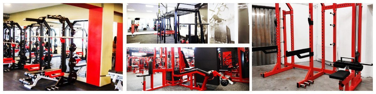 DISCOUNTED PART OR COMPLETE GYM INSTALLATIONS